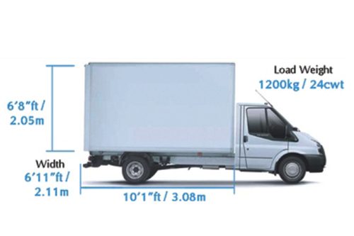 318337791fda24 Hire a Luton Van with Tail Lift in London